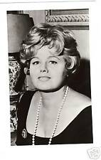 Shelley Winters-signed post card