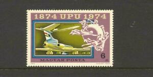 Hungary 1974 SG 2884 Tupolev Mail Plane Air  MNH