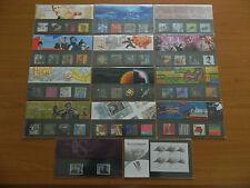 1999 anno di Set di 14 confezioni di presentazione in ottime condizioni (No294 - 305 M01 + M02)