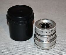HAND MADE M39 mount USSR LOMO T-43 f4/40 from SMENA-8m + M39-M42 ring (ITEM №23)