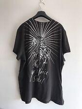 Haider Ackermann Homme vérité Imprimer T-shirt Taille L RRP £ 440