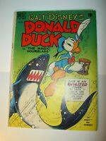 Donald Duck F.C. #291 VG-, 1950, The Magic Hourglass, Carl Barks art BV=$86