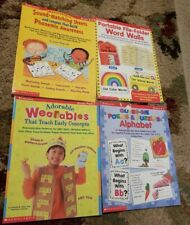 Scholastic Teacher Activity and Lesson Book Bundle