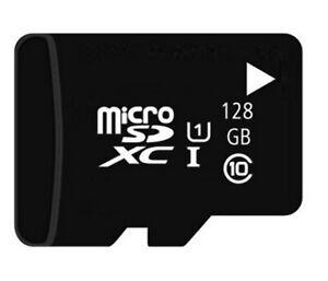Neuf 128 GB Micro SD XC Microsdxc Class10 UHS 1 Carte Mémoire Galaxy S5 S7 S8