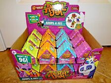 Animal Jam Full Box (24) Blind Packs House Adopt A Pet Nat Geo Sealed Series 1