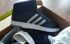 Adidas-Neo HOOPS VS MID-Navy Shoes Sneakers SizeUK 6.5 Newnew