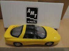 AMT 1993 Pontiac Firebird Sunfire Yellow Dealer Promo MIB See My store