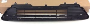2017 2018 Lincoln MKZ Front Bumper Lower Bottom Grille Black New Ford OEM