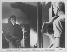 JULIE original 1956 b/w MGM publicity lobby still photo LOUIS JOURDAN/DORIS DAY