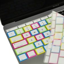 """Candy White Silicone Keyboard Cover Skin for Macbook 12"""" with Retina Model A1534"""