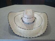New Sombrero  Charro Rustic Authentic Hat