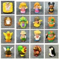 Fisher Price Little People Zoo Animal Princess Girl & Boy Doll Toys Gift