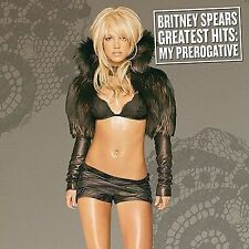 Britney Spears Greatest Hits My Prerogative Rare Promo Copy 2 CD Limited Edition