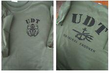 Underwater Demolition Team (UDT) Frogmen T-Shirt XL Ultra Cotton