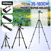 Professional Tripod Stand Holder Mount for iPhone Cell Phone Camera