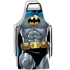 Batman Costume Adulto Stringa Legato Grembiule & Ufficiale DC Comics