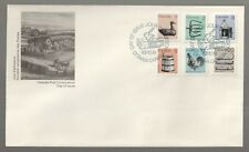 1982 Canada Heritage Artefacts FDC. First day Cover