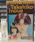 MANGA ARTIST TAKEHIKO INOUE PIERCING (ARTBOOK) Ed. PANINI COMICS SCONTO 10%
