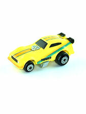 Micro Machines Vehicle Car Plymouth Arrow Deluxe Funny Car Galoob
