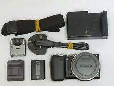 Sony Alpha NEX-5N 16.1MP Digital Camera - Black (Body Only)