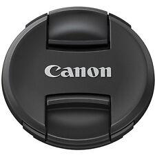 Canon E-72 II Lens Cap for 72mm Diameter Lenses - Brand New USA