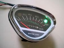 Honda CS90 S90 CL90 ST70 CF50 CL70 SL90 SS50E C320 TT50 Speedometer Gauge Km/h