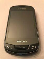 Samsung Brightside SCH-U380 Black Verizon Cellular Phone QWERTY Keypad
