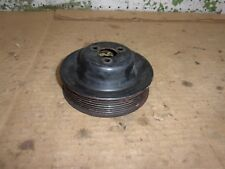 1998 JAGUAR XJ8 WATER PUMP PULLEY EFF01265 4.0 AT 2000 1999 2001 2002 2003 OEM