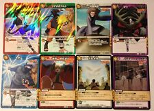 Naruto Miracle Battle Carddass Rare Set NR04 9/9