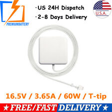 """60W Power Charger Adapter For APPLE Macbook Pro 13"""" inch Retina A1502 A1435 US"""