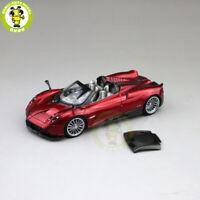 1/43 LCD Pagani Huayra Roadster Supercar Car Diecast Model Toys Car Gifts
