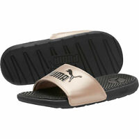 PUMA Cool Cat Metallic Slides JR Kids Sandal Kids