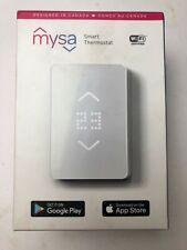 MYSA White Smart Digital Thermostat WiFi B075VBP42M