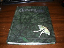 White Wolf: Changeling: The Lost: Core Hardcover Rulebook