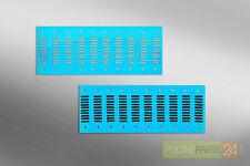 iPhone 4s 4 Display Staubschutz Gitter dust mesh 100 Stück