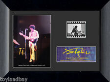 Film Cell Genuine 35mm Framed & Matted Jimi Hendrix Usfc3042 Special Edition