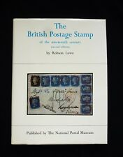 THE BRITISH POSTAGE STAMP OF THE 19th CENTURY (REVISED EDITION)  -  ROBSON LOWE