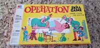 Vintage Operation Skill Game #08 - 1965 1997 Milton Bradley - Works Great!