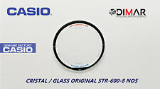 VINTAGE GLASS CASIO STR-600-8 NOS