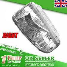 FOR FORD TRANSIT MK8 DOOR WING MIRROR INDICATOR LENS CLEAR RH DRIVER SIDE
