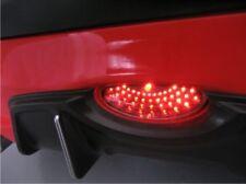 REAR BUMPER LED FOG LAMP FOGLIGHT Fits PEUGEOT 206 206cc cc