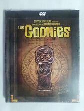 LOS GOONIES DVD EDICIÓN DIGIBOOK. VERSIÓN ESPAÑOLA. NUEVA, PRECINTADA.