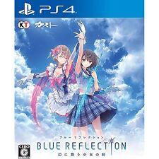Blue Reflection Maboroshi ni Mau Shoujo No Ken Sony Ps4 Japanese Japanzon
