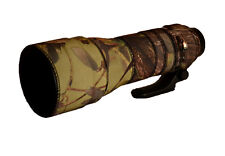 Tamron 150 600mm G2 Neoprene Lens Protection Camouflage Cover: Green camo (Gen2)