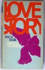 LOVE STORY / HISTORIA DE AMOR - ERICH SEGAL - CIRCULO DE LECTORES 1970 - VER
