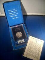 """1884-O Non-CC """" GSA """" NGC MS64 * Silver MORGAN Dollar $1 * BOX and COA * WHITE !"""