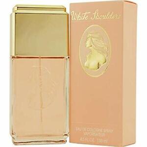 Evyan White Shoulders 4.5 oz Perfume for Women Eau de Cologne Spray New In Box