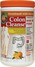 Colon Cleanse Powder, Health Plus, 9 oz Sugar-Free Orange