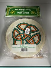 Bodhran Traditional Irish Music Instrument Bnwt