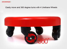 Moving Seat Easy 360 Rotation Hold Heavy Weight Easily Move Flower Pot 4 Wheel
